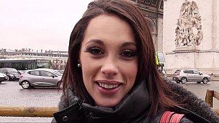 French girl Nikita Bellucci