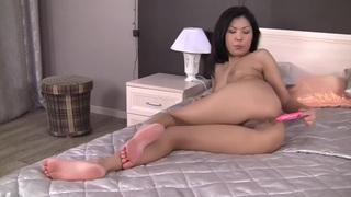 Asian Teen Miranda In A DP