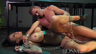 BDSM XXX Feisty slave girls learn the hard way