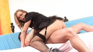 Colette getting fucked every way