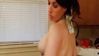 Sexy latina with ass