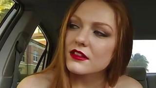 Stranded Farrah gets fucked in public