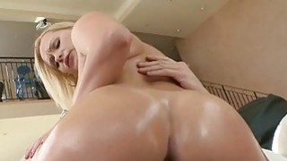 Angel excite with oral sex before hardcore anal