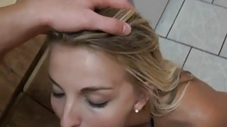 Unrefined cunt banging for chick after fellatio