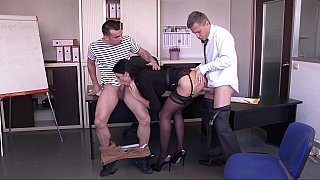 Concluding with anal presentation