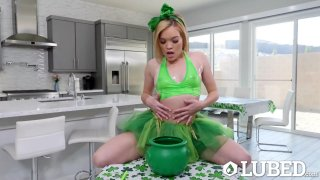 Messy St. Patrick Sex Sesh to You!